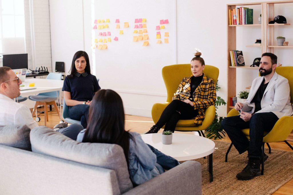 Teamwork for sustainable development goals