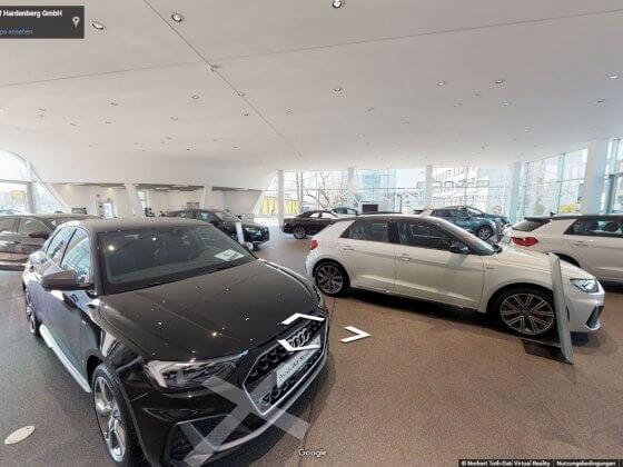 Graf Hardenberg Audi Konstanz