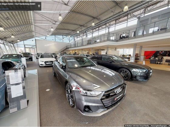 Graf Hardenberg Audi Singen