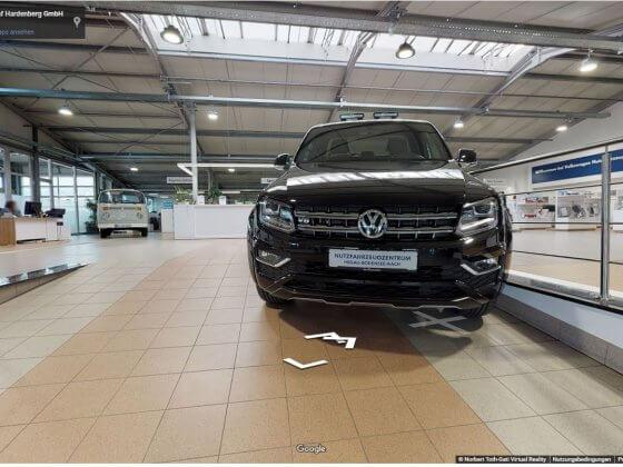 Graf Hardenberg VW Aach