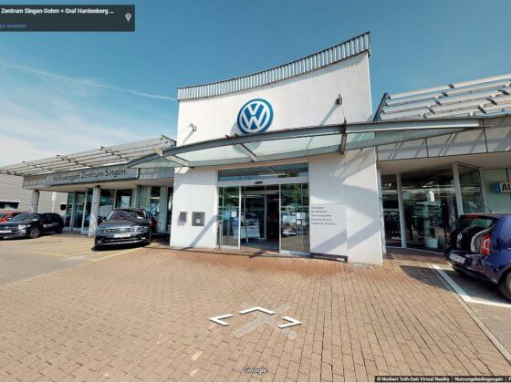Graf Hardenberg VW Singen