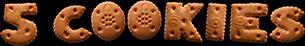 5cookies