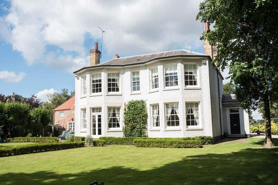 Client Review: The Old Parsonage