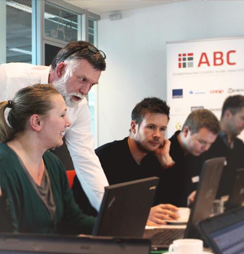 Anders Hesdam, ABC Academy