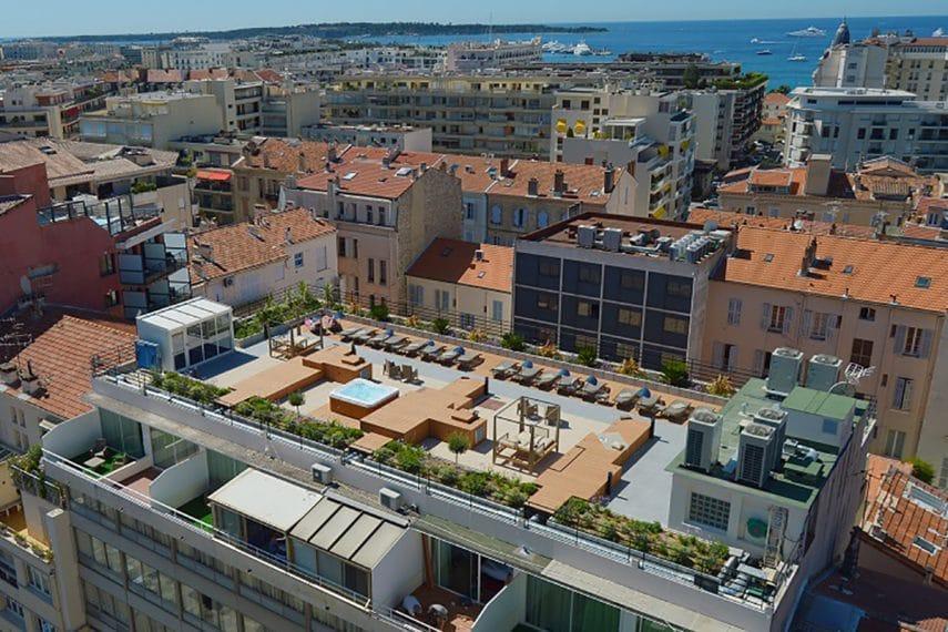 Access Cannes - Hôtel Le Patio des Artistes 01