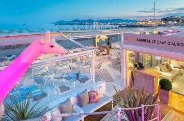 Access Cannes - La Plage du Gray d'Albion