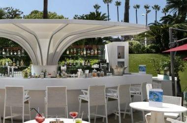 Access Cannes - Terrasse Piscine