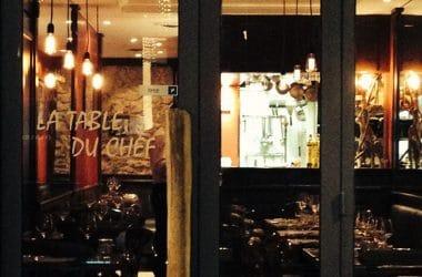 Access Cannes - Restaurant la table du chef
