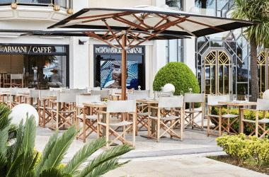 Access Cannes - Armani Café