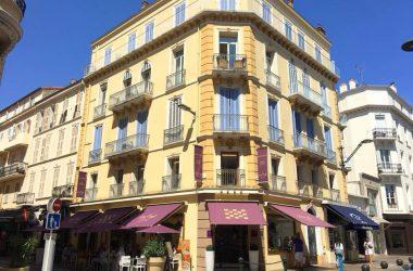 Access Cannes - LeNôtre