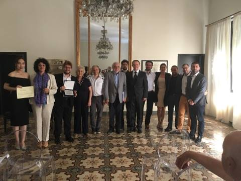 Concorso Salice d'Oro 2017:  I VINCITORI E I PREMI