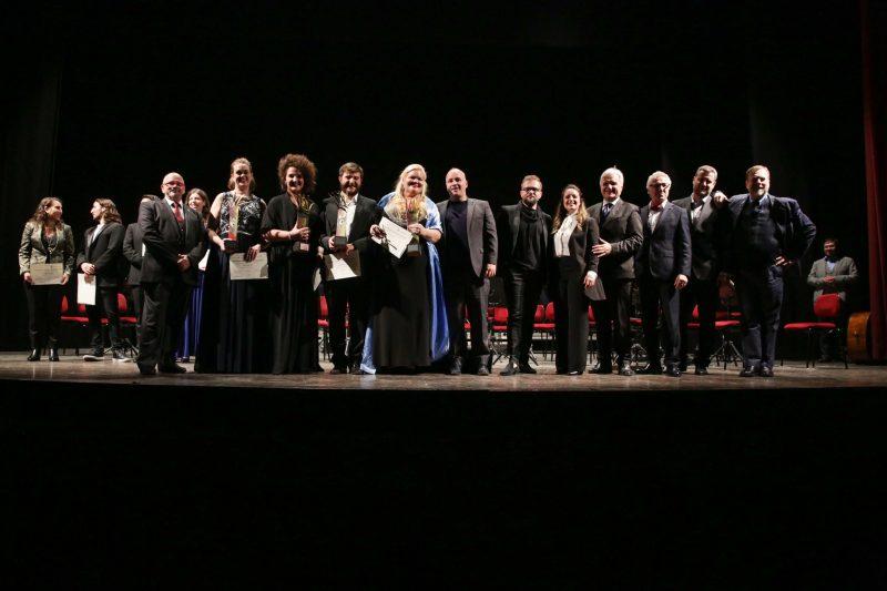 """I vincitori della seconda edizione del Concorso Internazionale di Canto Lirico """"Beppe De Tomasi"""""""