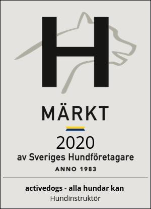 H märkning sveriges hundföretagare