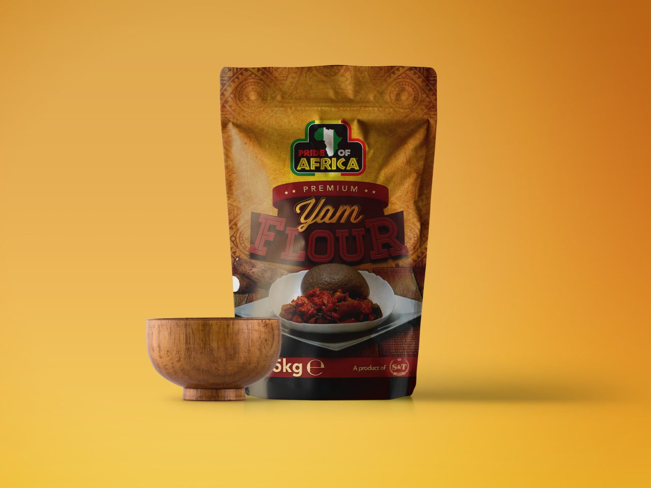 Pride of Africa Foods