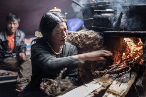 Go Gye Shin, Kham, Tibet