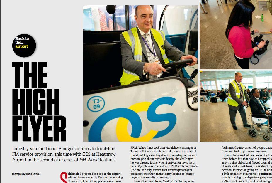 FM World Feature – 'High Flyer'