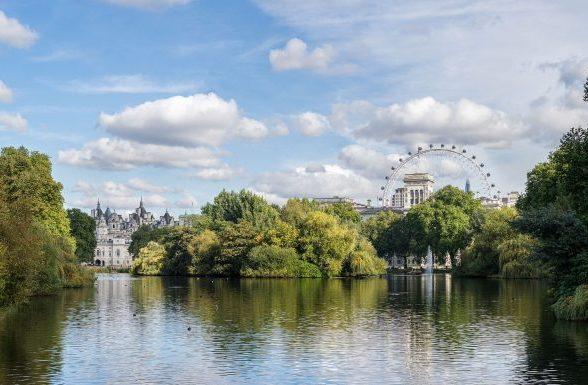 The Royal Parks - London. UK