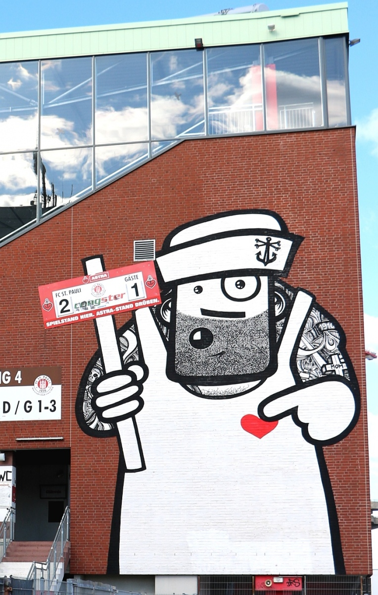 Freak-Graffiti-Hamburg