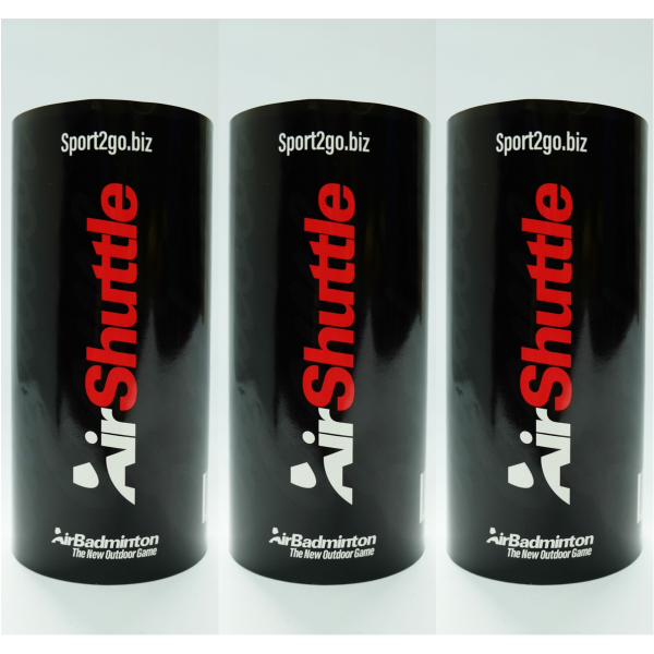 AirShuttle 3 tubes pack