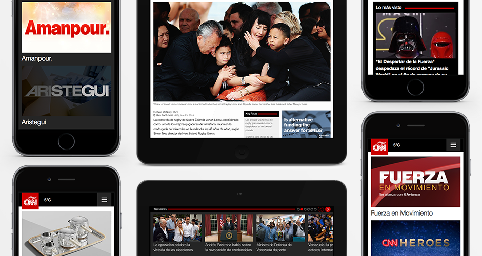 Protected: CNN Espanol – redesign