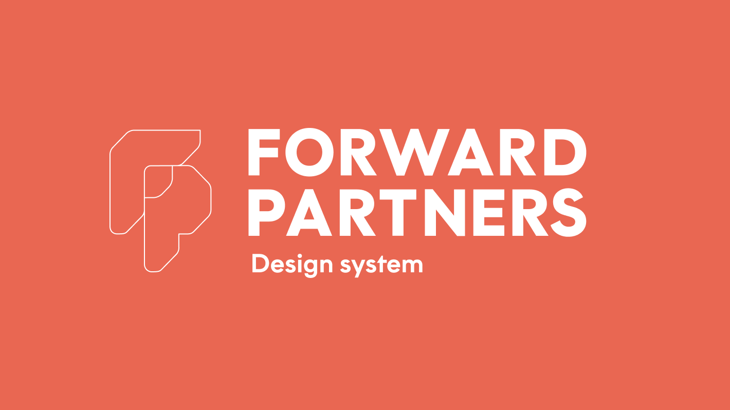 Protected: Forward Partners – Design system