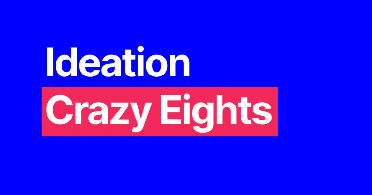Ideation: Crazy Eights