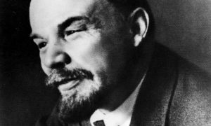 Lenin. Bild: Wikimedia Commons