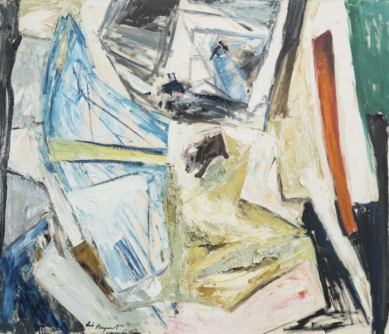andré bogaert - abstract modernism - beeldende kunst