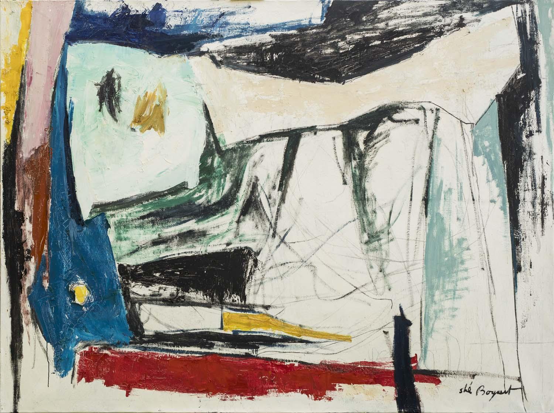 kunst andré bogaert - abstract modernism