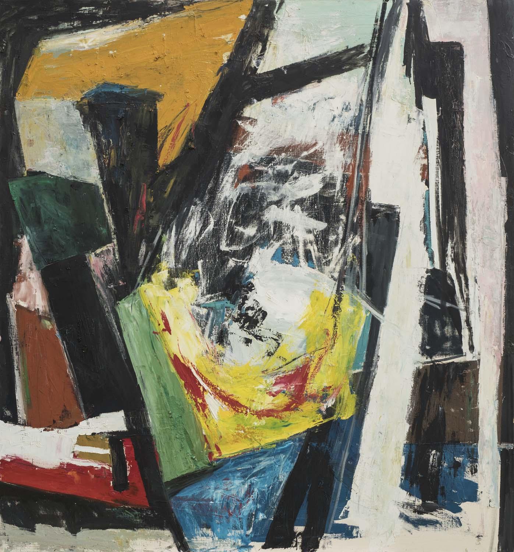galerie alain hens - andré bogaert - abstract modernism