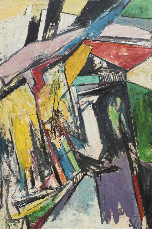 andré bogaert - abstract modernism - alain hens