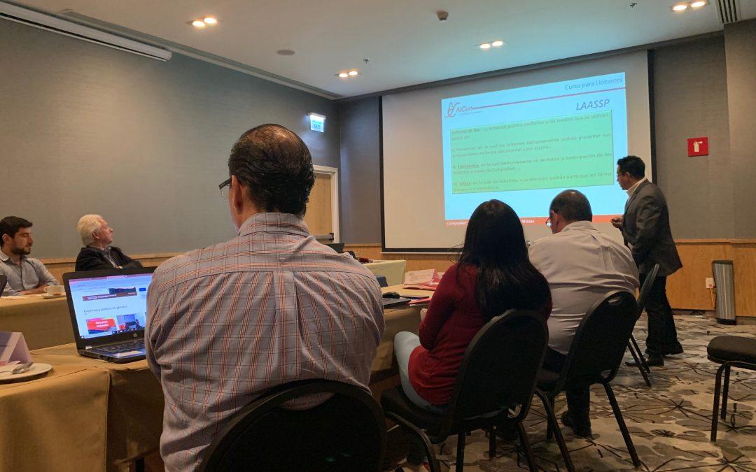Curso de CompraNet 5.0, Ciudad de México (CDMX), AlCon Consultoría y Cómputo, AlCon Consulting And Commerce