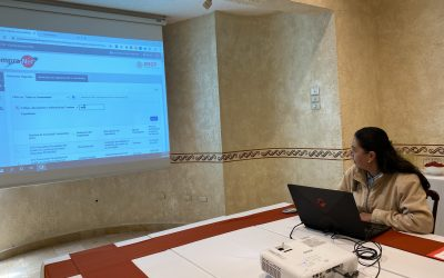 Desarrollo del Curso de CompraNet 5.0 en Puebla