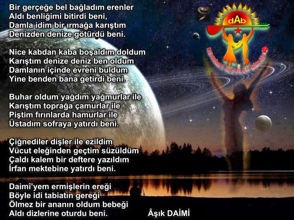 Alevi Bektaşi Kızılbaş Pir Sultan İslam dışı Atatürk faşist ehlibeyt 12 imam Devrimci Aleviler Birliği DAB daimi