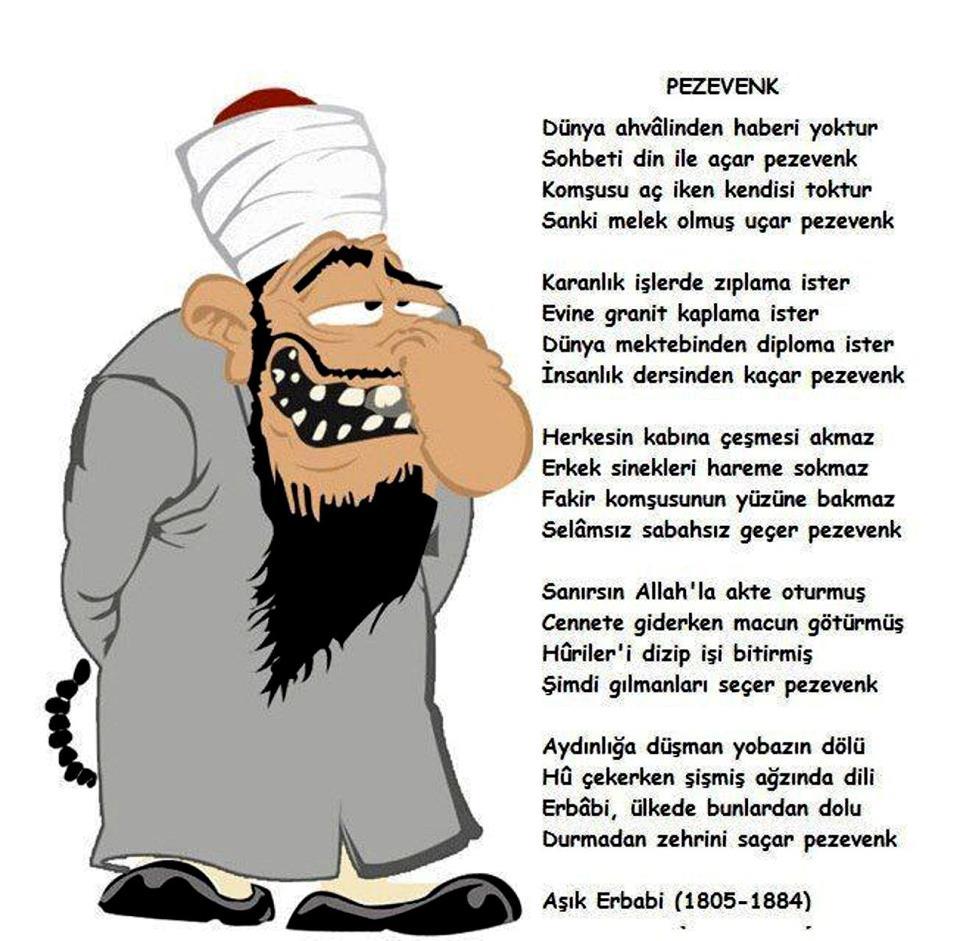 Alevi Bektaşi Kızılbaş Pir Sultan Devrimci Aleviler Birliği DAB Pezevenk