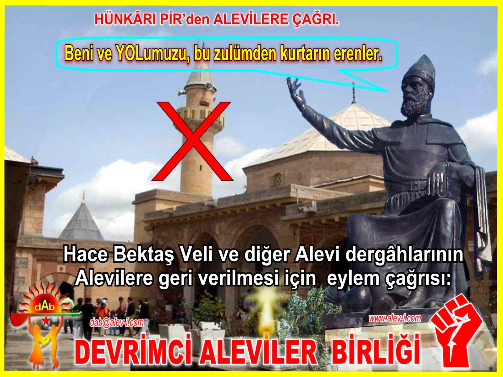 HBV CAMI beni kurtarin dergah hbv cagri 2 Aleviler kizilbas pir sultan Alevi cem Devrimci DAB