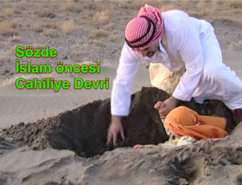 Sözde Cahiliye Devri islam öncesi