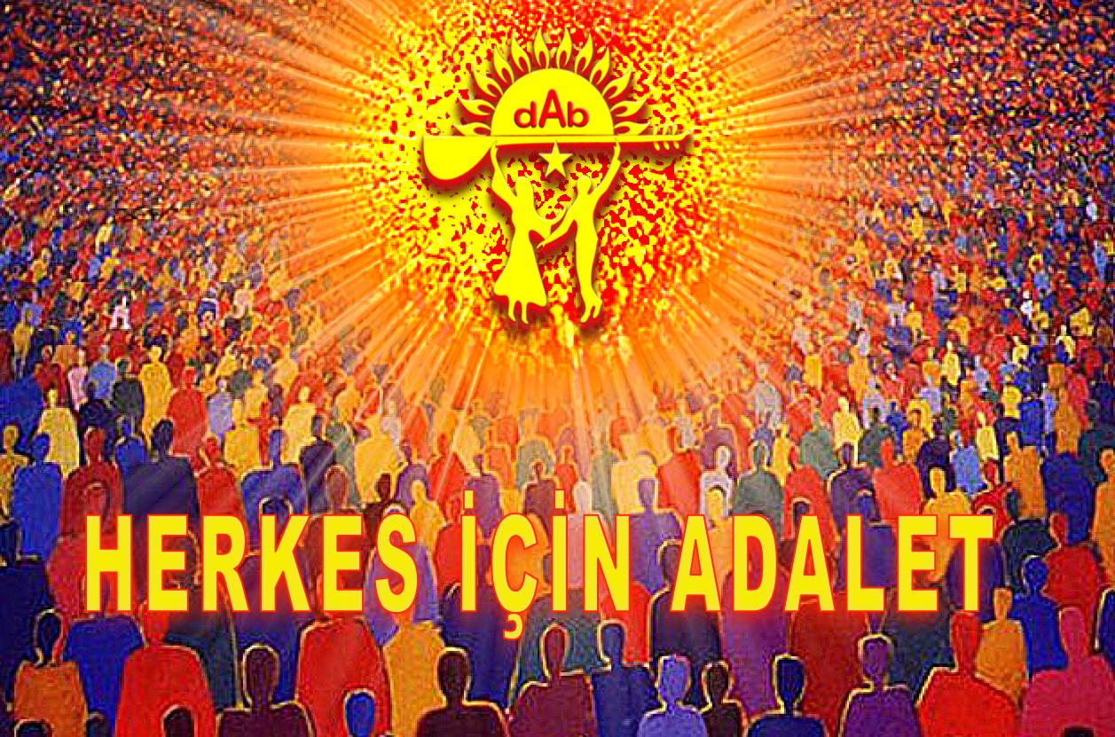 HERKES İCİN ADALET DAB