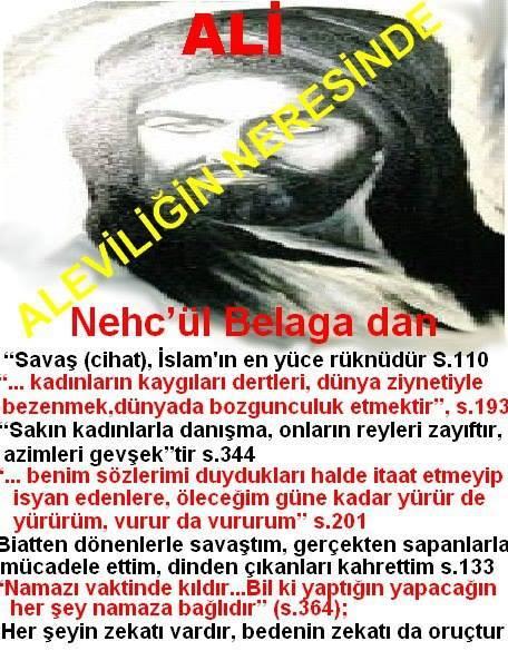 1 Hz imam Ali divani Alevi bektasi kizilbas pir sultan devrimci aleviler birligi DAB Feramuz Sah Acar arap ali hz. ali