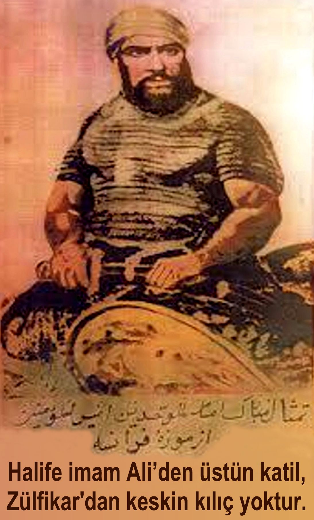 1 Hz imam Ali divani Alevi bektasi kizilbas pir sultan devrimci aleviler birligi DAB Feramuz Sah Acar arap hz ali keskin kilic yok