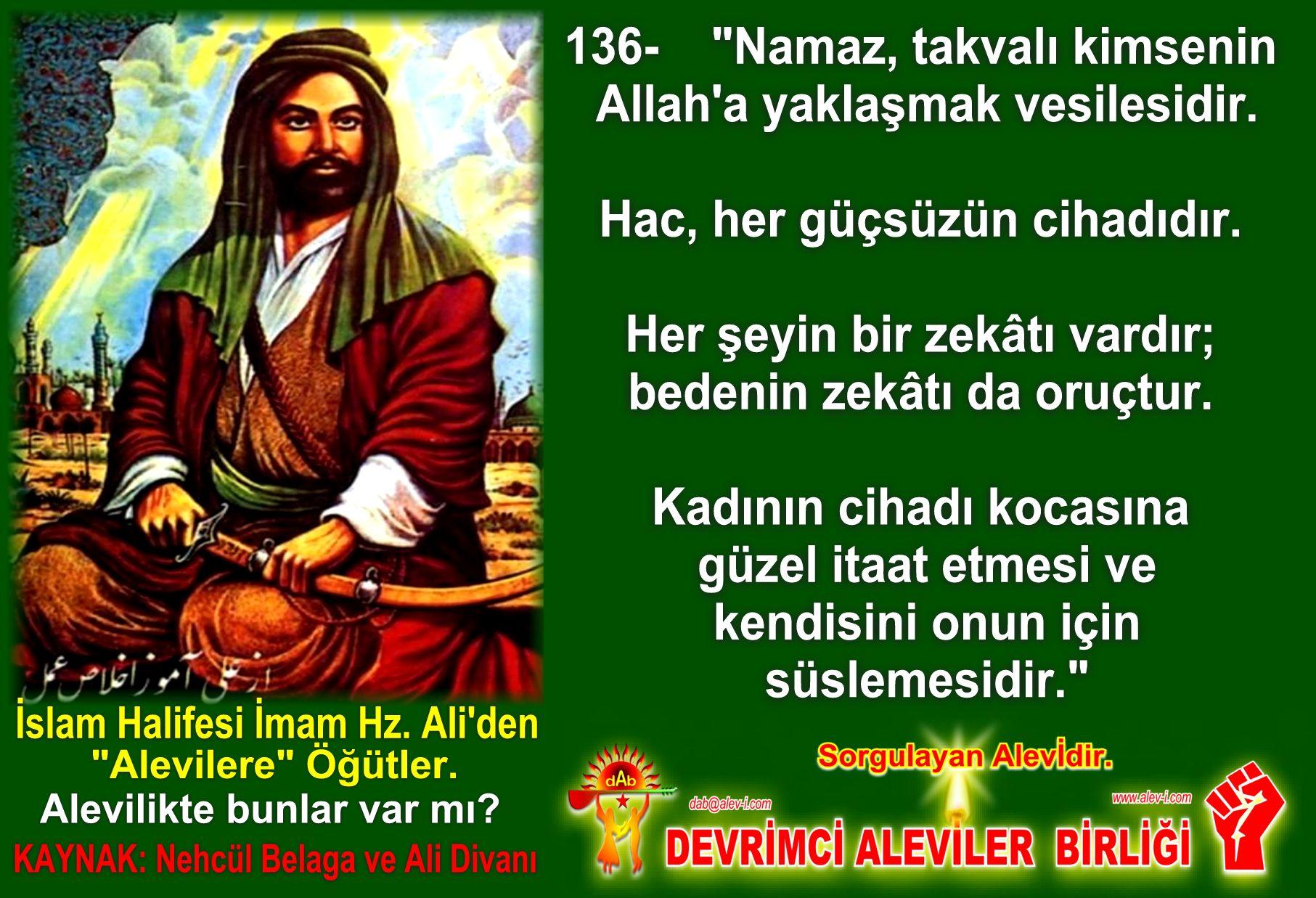 12 Hz imam Ali divani Alevi bektasi kizilbas pir sultan cemevi cem semah devrimci aleviler birligi DAB Feramuz Sah Acar halife imam aliden inciler1