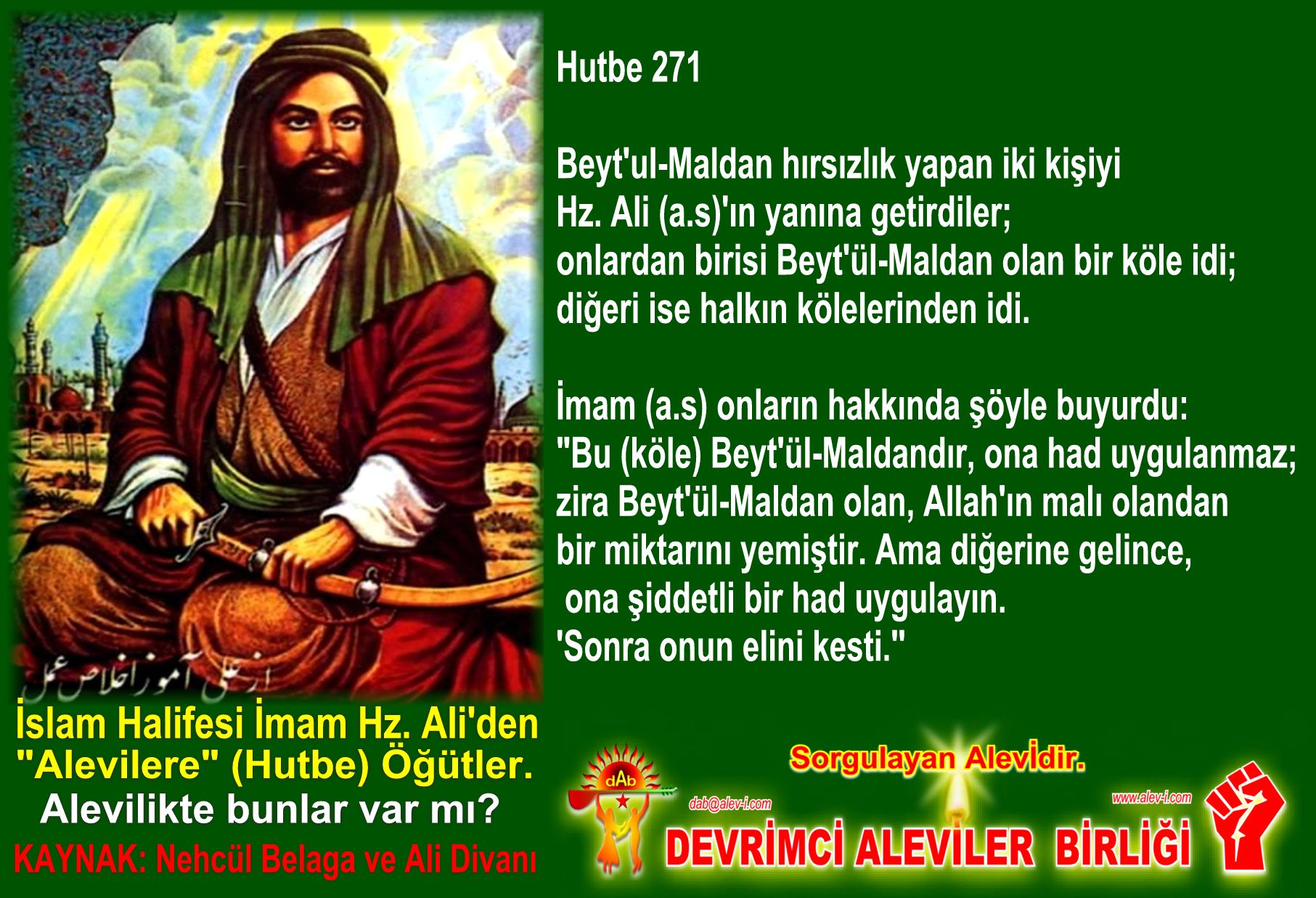 12 Hz imam Ali divani Alevi bektasi kizilbas pir sultan cemevi cem semah devrimci aleviler birligi DAB Feramuz Sah Acar halife imam hz ali den hutbe ogut inciler 10