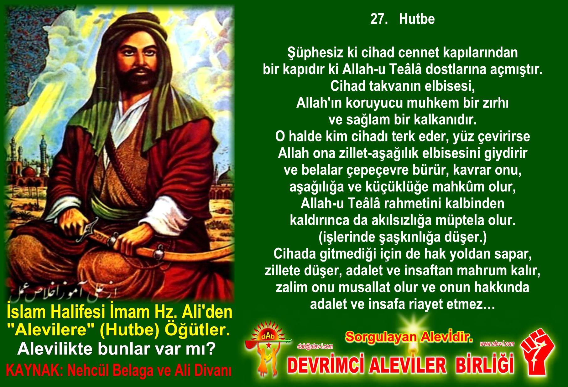 12 Hz imam Ali divani Alevi bektasi kizilbas pir sultan cemevi cem semah devrimci aleviler birligi DAB Feramuz Sah Acar halife imam hz ali den hutbe ogut inciler 6