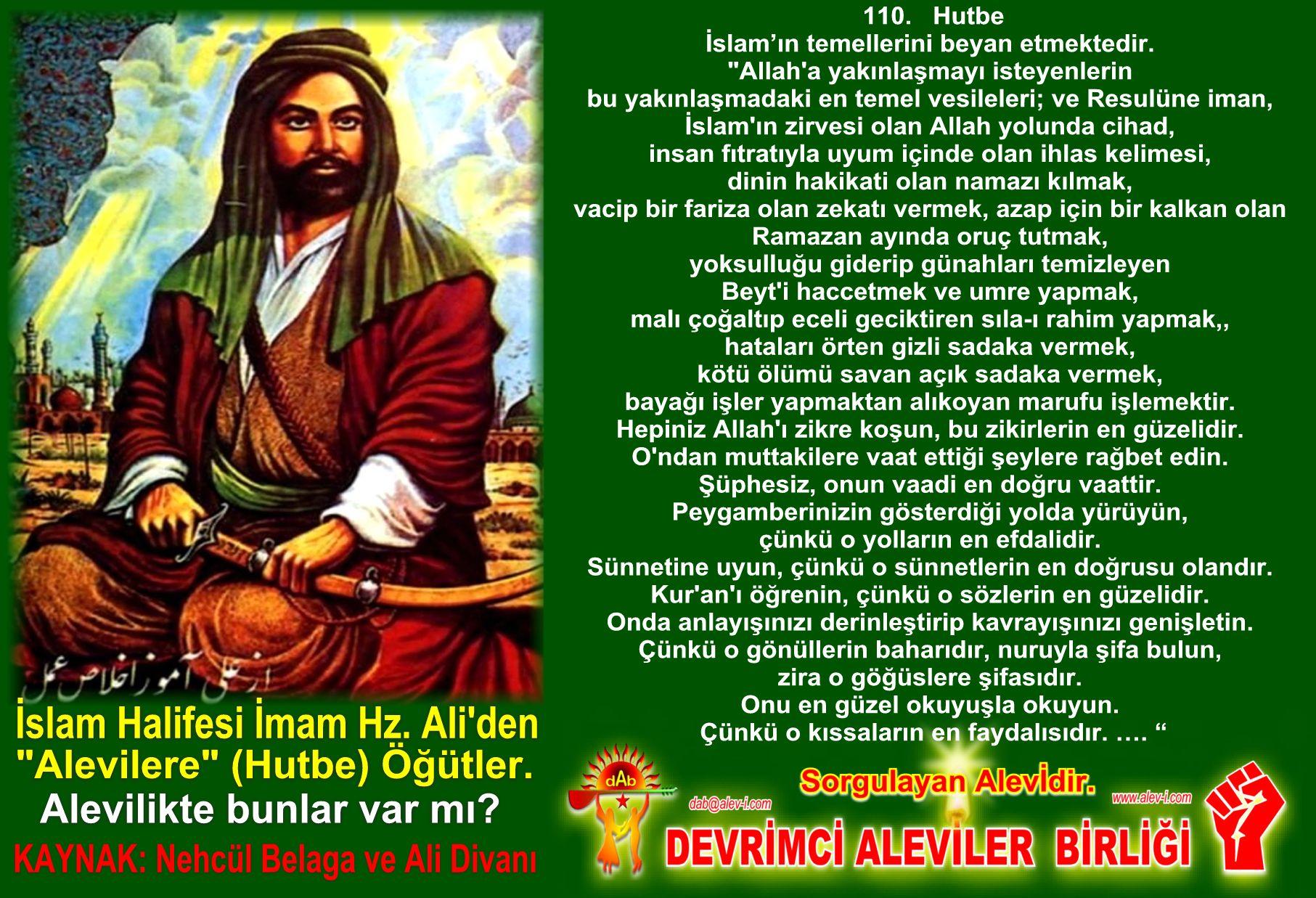12 Hz imam Ali divani Alevi bektasi kizilbas pir sultan cemevi cem semah devrimci aleviler birligi DAB Feramuz Sah Acar halife imam hz ali den inciler 5