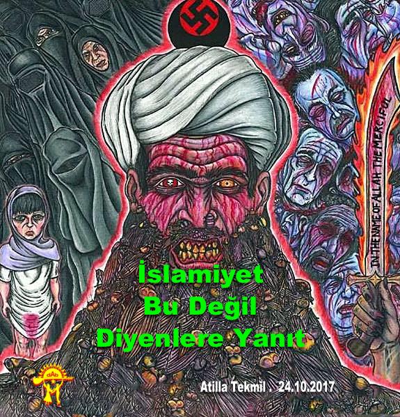 DAB Devrimci Aleviler Birliği Alevi bektaşi kizilbas Alevilik islam bu degil diyenlere yanit
