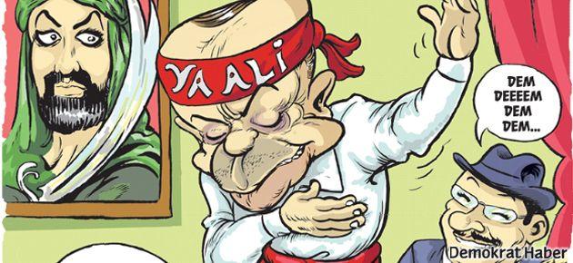 Devrimci Aleviler Birliği DAB Alevi Kızılbaş Bektaşi pir sultan cem hz Ali 12 imam semah Feramuz Şah Acar dort_dortluk_alevi_erdogan_lemanin_kapaginda_h21006