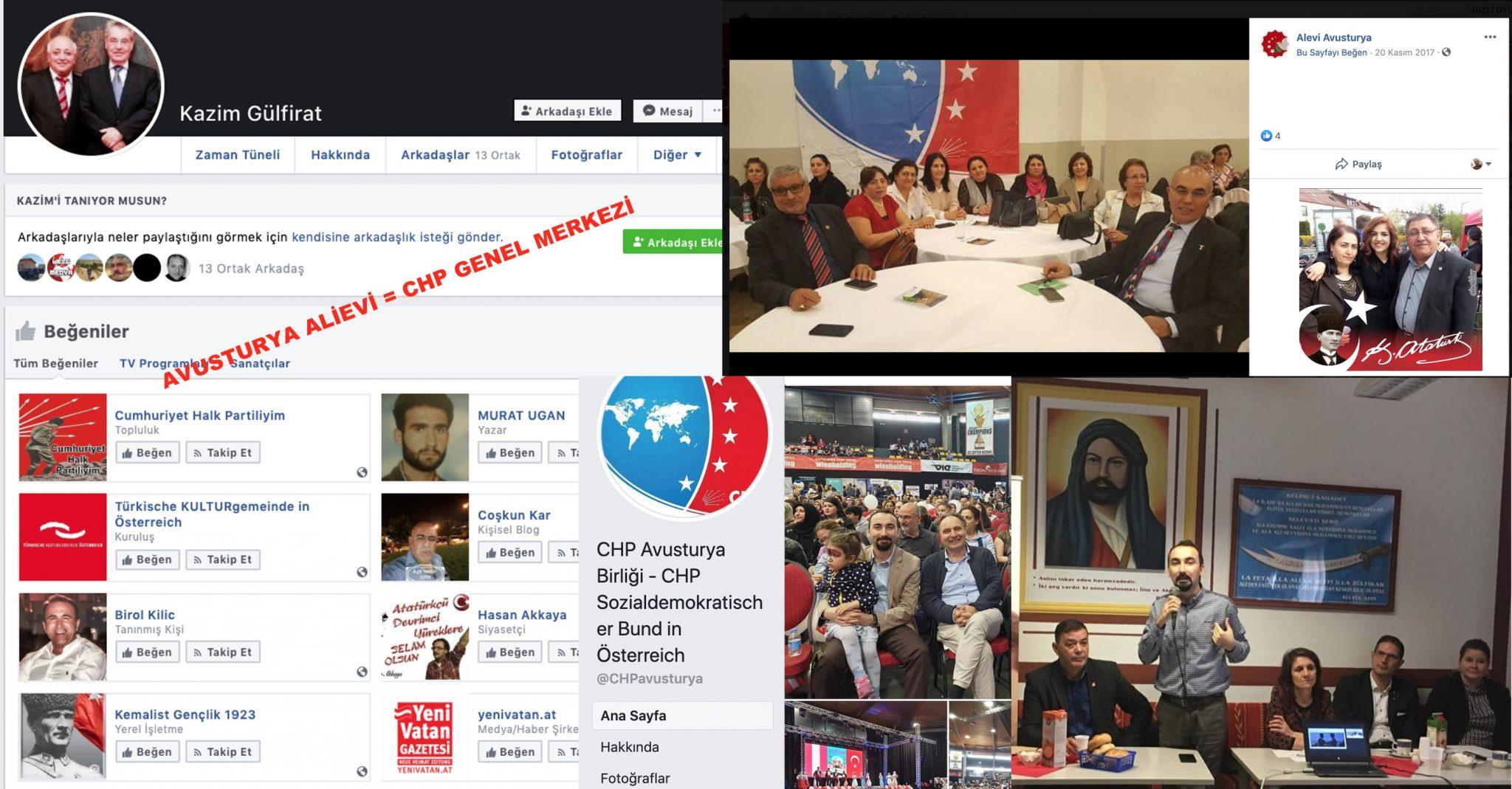 10 9 Avusturya Alevi islamcı Aleviler  DAB devrimci Aleviler Birliği chp avusturya alevi