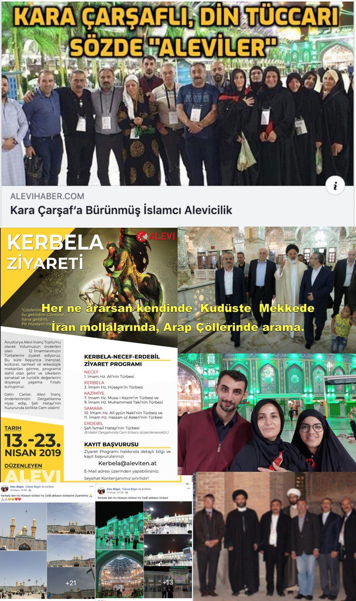 3 Avusturya Alevi islamcı Aleviler  DAB devrimci Aleviler Birliği  çarsaf arap çöllerinde arama