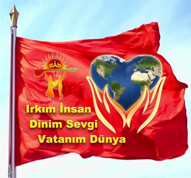 1 insan sevgi dünya bayrak copy 2Devrimci Alevi Kızılbas pir sultan