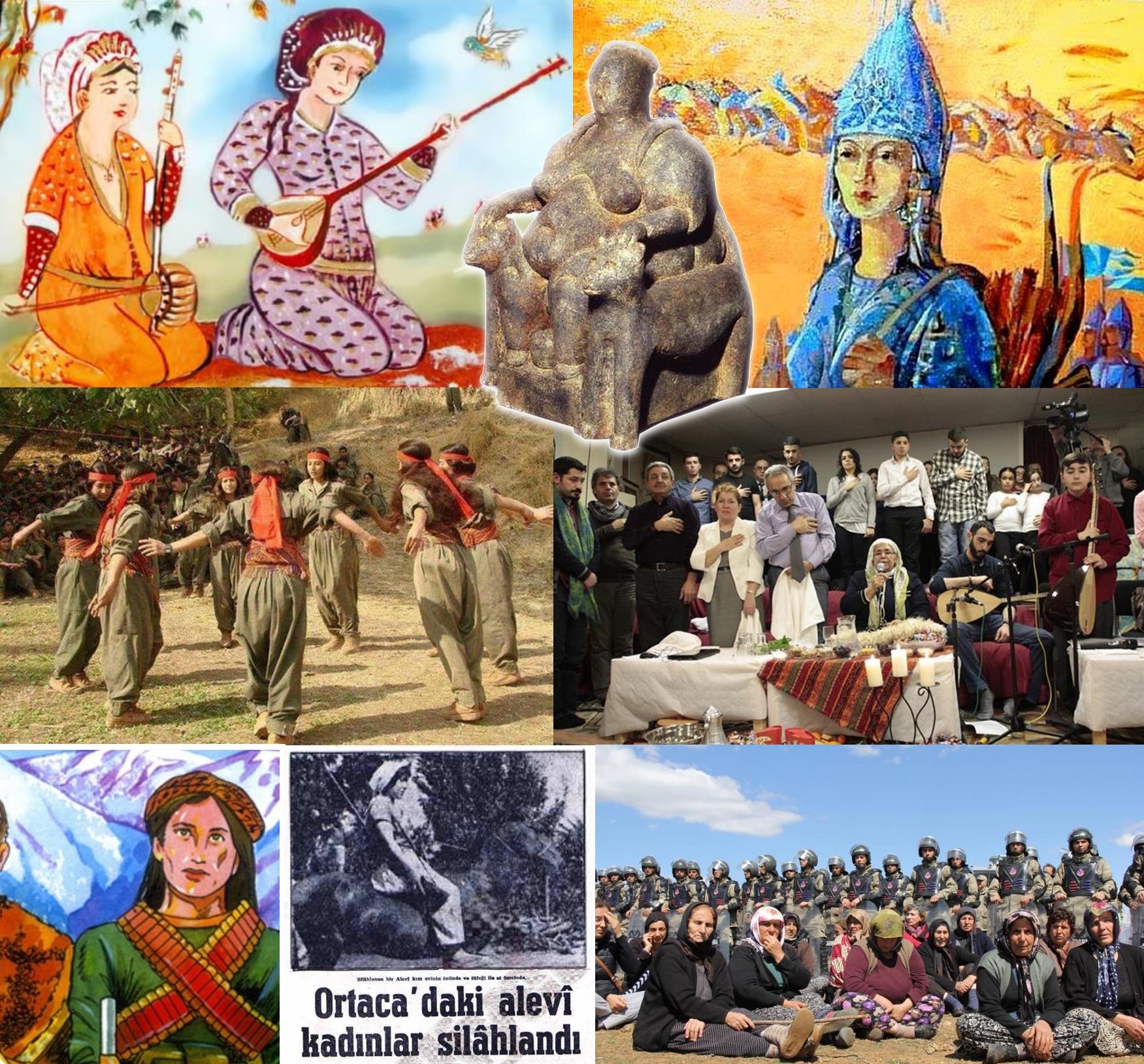 4-Kvinder-kadin-kadıncık-ana-mor-god-DAB-Revolutionære-Alevi-Forbund-1